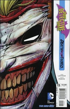 Detective Comics (2011) 15-A