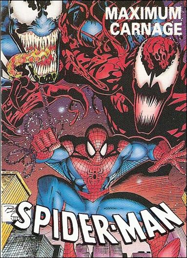 Spider-Man: Maximum Carnage Checklist (Promo) nn-A by Marvel