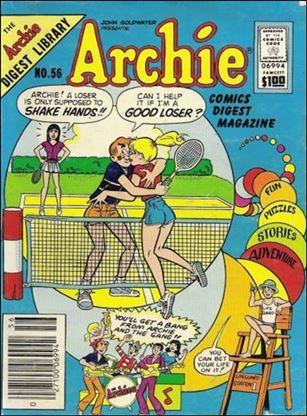 Archie Comics Digest Magazine 56-A