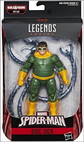 Marvel Legends Series: Spiderman (SP//dr Series) Doc Ock