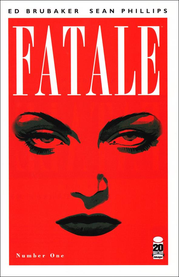 Fatale (2012) 1-E by Image