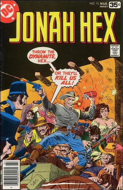 Jonah Hex (1977) 10-A by DC