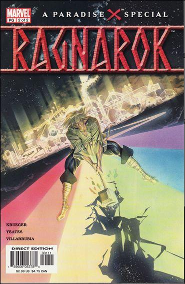 Paradise X: Ragnarok 2-A by Marvel