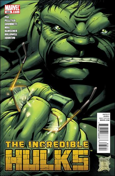 Incredible Hulks 635-A by Marvel
