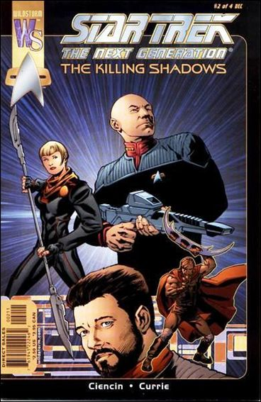 Star Trek: The Next Generation—The Killing Shadows 2-A by WildStorm