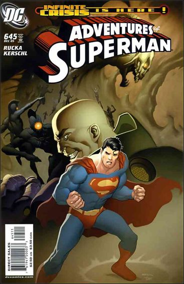 Adventures of Superman (1987) 645-A by DC