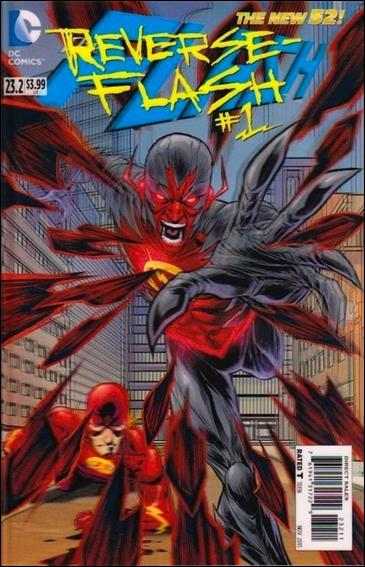 Flash (2011) 23.2-A by DC