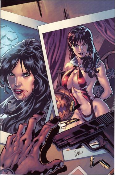 Vampirella Quarterly 1.6-B by Harris
