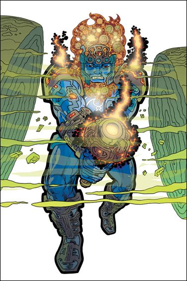 Godland: Celestial Edition 1-A by Image