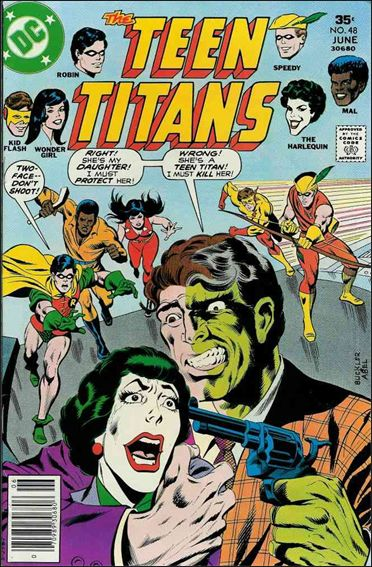 Teen Titans (1966) 48-A by DC