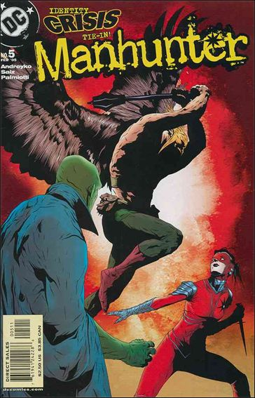 Manhunter (2004) 5-A by DC