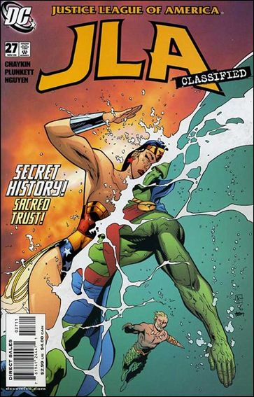 JLA: Classified 27-A by DC