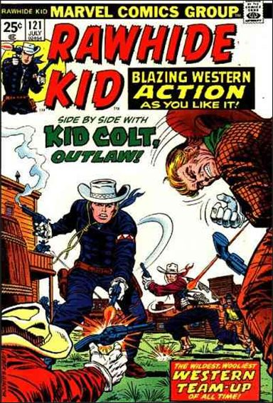 Rawhide Kid (1955) 121-A by Marvel