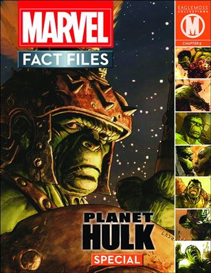 Marvel Fact Files Special 21-A