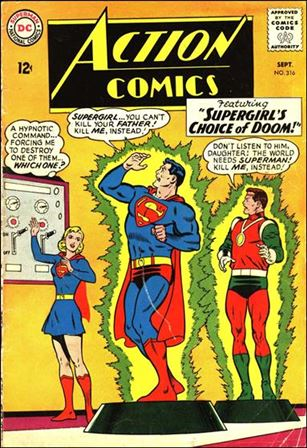 Action Comics (1938) 316-A