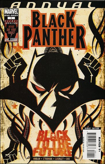 Black Panther Annual 1-A by Marvel