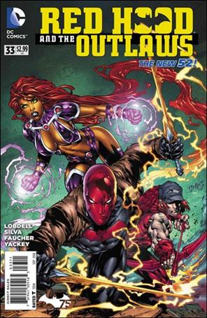 Red Hood and the Outlaws  33-A