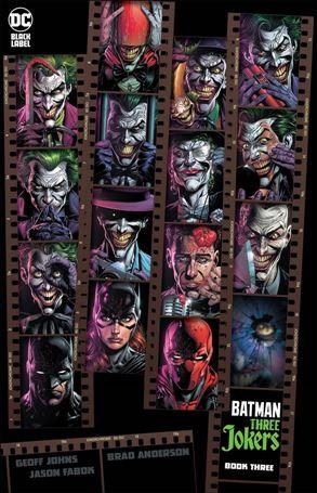 Batman: Three Jokers 3-H