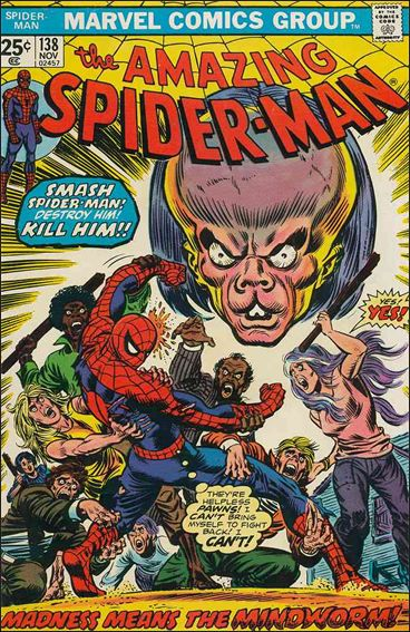 Amazing Spider-Man (1963) 138-A by Marvel