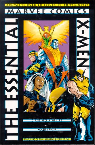 Essential X-Men 1-A by Marvel