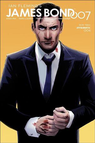 James Bond 007 4-C