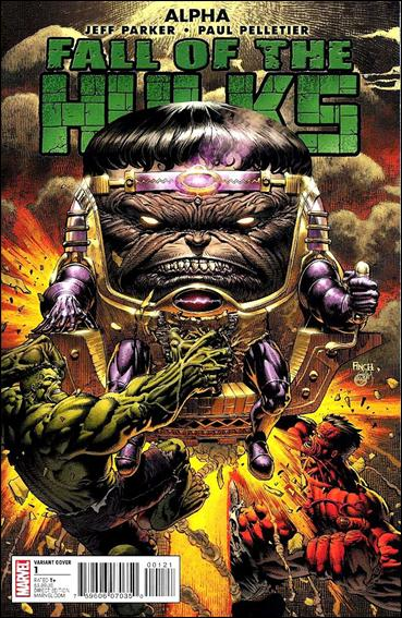 Fall of the Hulks: Alpha 1-B by Marvel