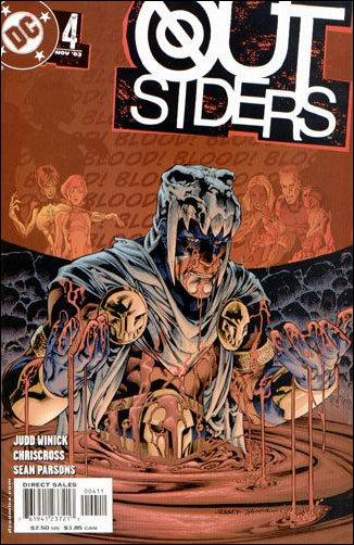 Outsiders (2003) 4-A by DC