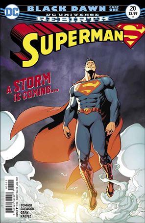Superman (2016) 20-A