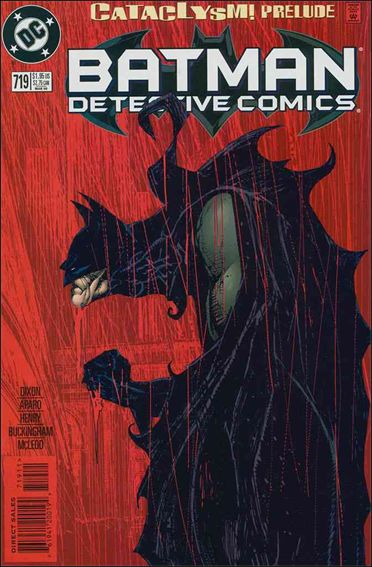 Detective Comics (1937) 719-A by DC