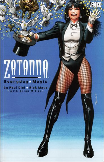 Zatanna: Everyday Magic nn-A by Vertigo