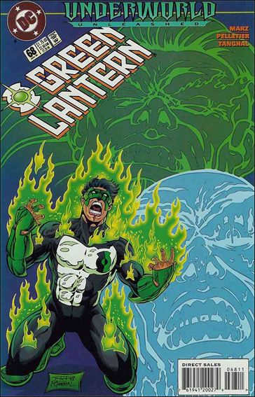 Green Lantern (1990) 68-A by DC