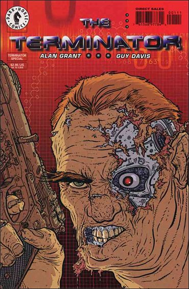Terminator Special 1-A by Dark Horse