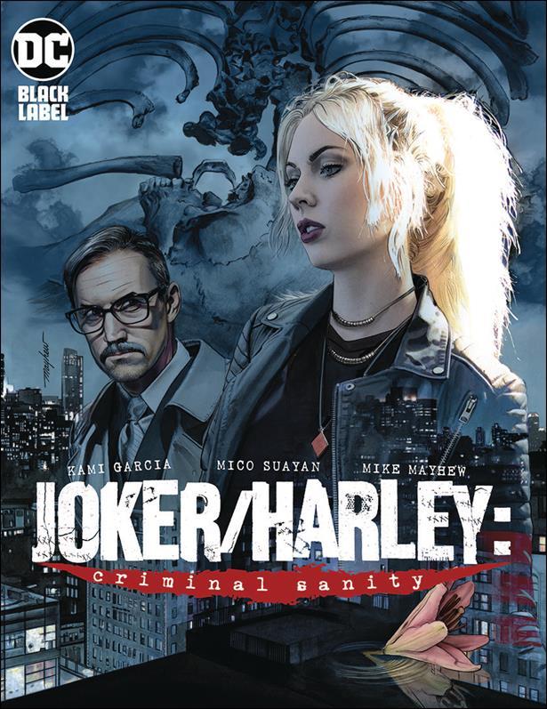 Joker/Harley: Criminal Sanity 1-B by DC Black Label