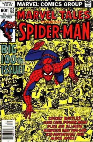 Marvel Tales (1966) 100-A by Marvel