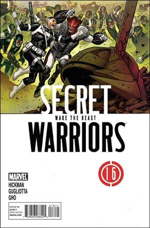 Secret Warriors 16-A