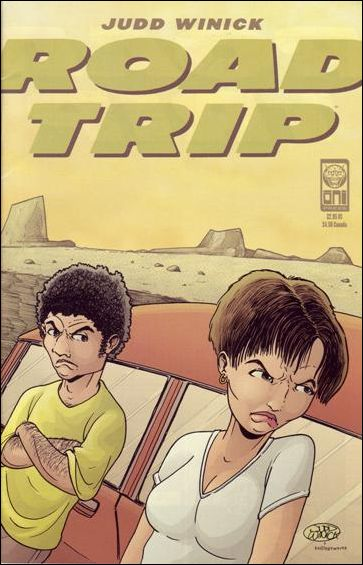 Road Trip 1-A by Oni Press