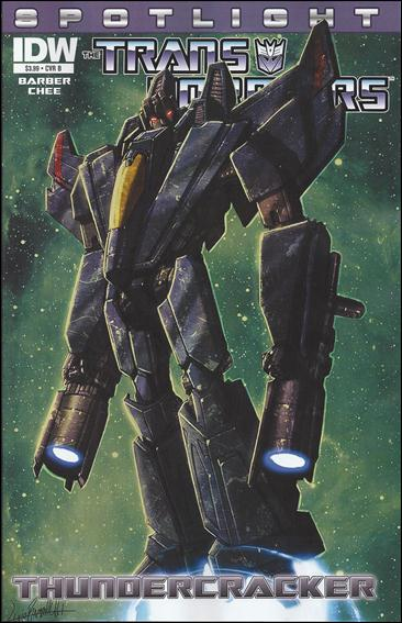 Transformers Spotlight: Thundercracker 1-B by IDW