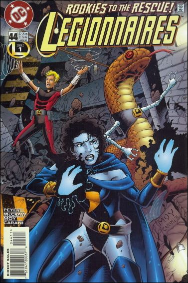 Legionnaires 44-A by DC