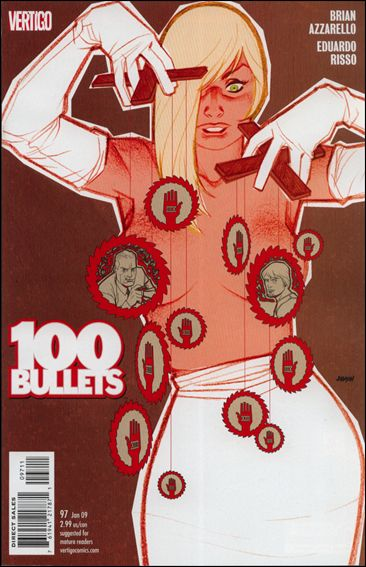 100 Bullets 97-A by Vertigo