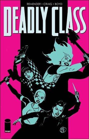 Deadly Class 29-A