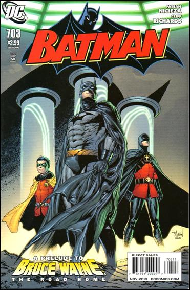 Batman (1940) 703-A by DC