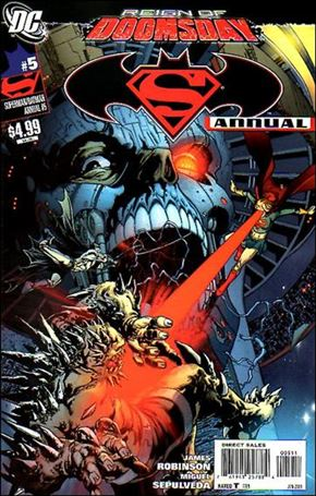 Superman/Batman Annual 5-A