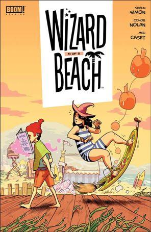 Wizard Beach 3-A