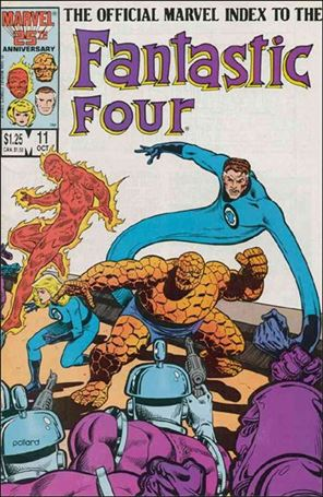 Official Marvel Index to the Fantastic Four 11-A