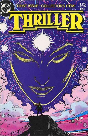 Thriller 1-A by DC