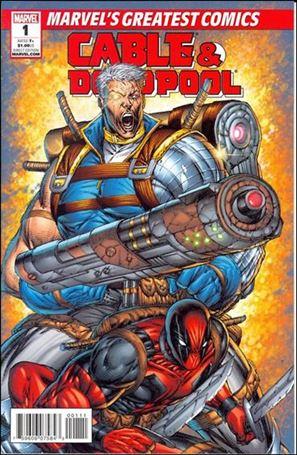 Cable & Deadpool 1-B