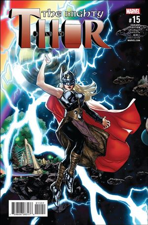 Mighty Thor (2016) 15-D