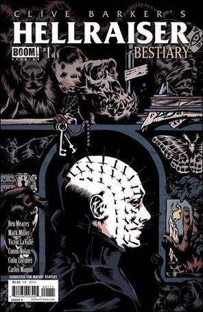 Clive Barker's Hellraiser: Bestiary 1-A