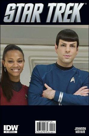 Star Trek (2011) 1-D