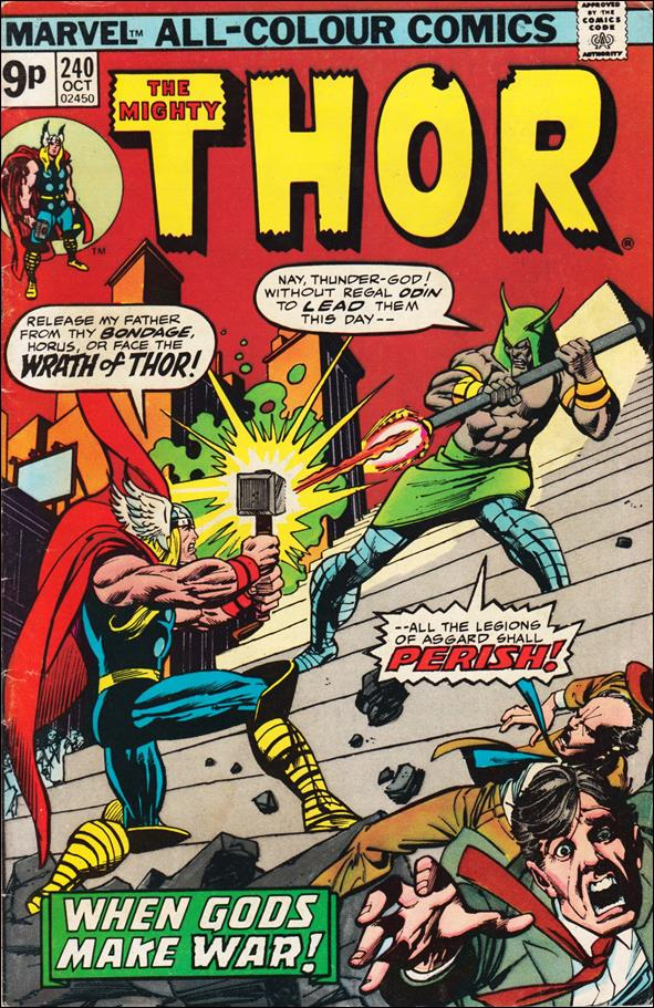 Thor (1966) 240-B by Marvel